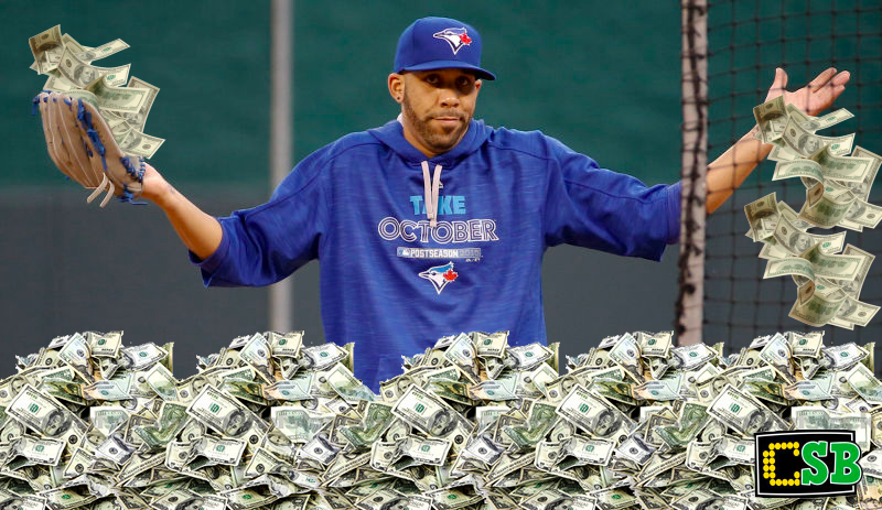 David Price after three hours on the job.