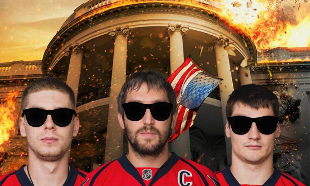 The Washington Capitals Are Absolutely Not Russian Spies 2eae182247d